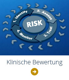 Klinische Bewertung Clinical Research Organisation